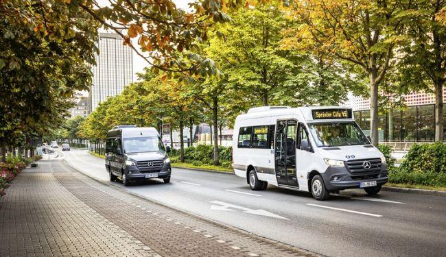 Mercedes-Benz разширява гамата от минибуси