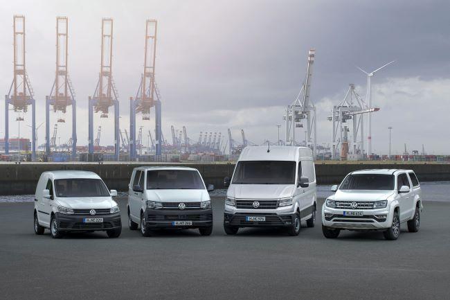 VWCV продаде 300 300 лекотоварни автомобили през 2019-а