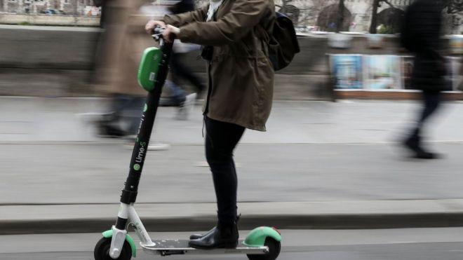 Електрическите скутери – на улицата, но как?