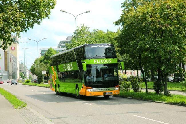 FlixBus удвоява държавите с директни маршрути от България