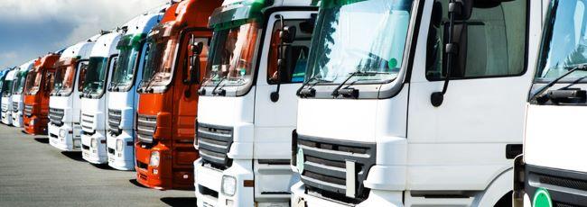 Регистрирани са 2377 употребявани тежкотоварни автомобили