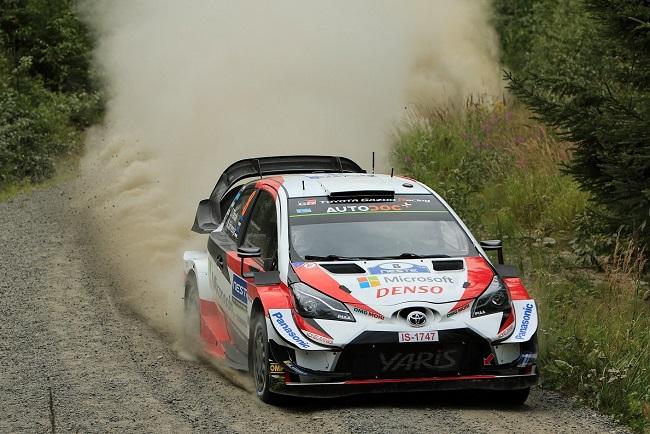 WRC продължава с Рали Германия