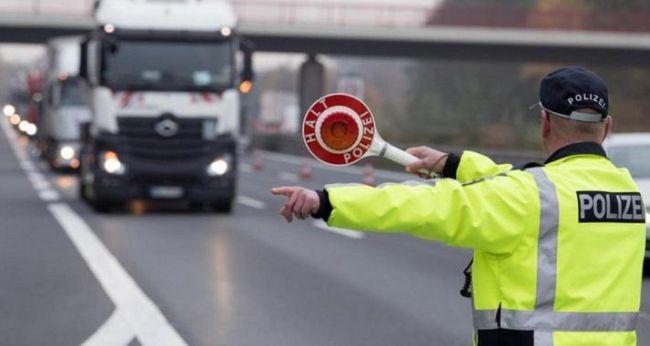 Акция: проверка на камионите в Германия на 12 септември