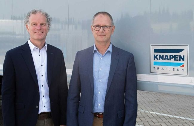 Петер Алерс поема Knapen Group