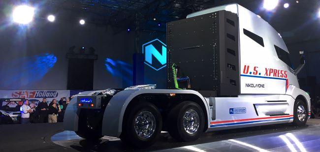 CNH Industrial инвестира $250 млн. в Nikola