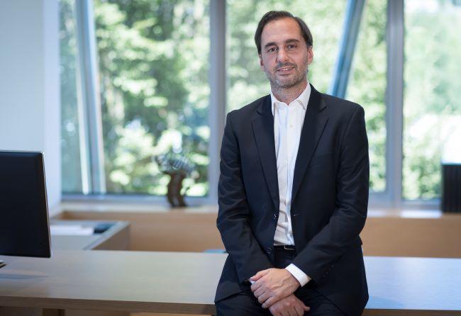 Рафаел Стерлинг е новият главен изпълнителен директор на Irizar Group