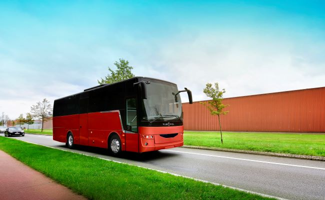 Van Hool с 3 премиери на BUSWORLD EUROPE 2019