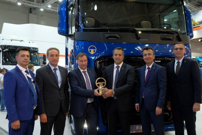 Ford Trucks F-MAX e Камион на 2019 г. и в Русия