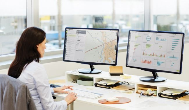 Новият бизнес за телематика на Bridgestone ще бъде Webfleet Solutions