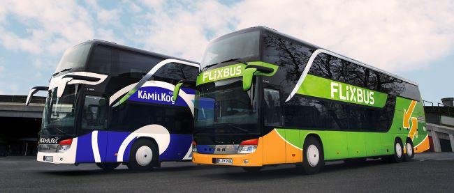 FlixBus пуска автобуси с горивни клетки за пътувания в Европа
