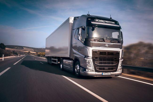 Качете се за тест драйв на Volvo FH I-Save