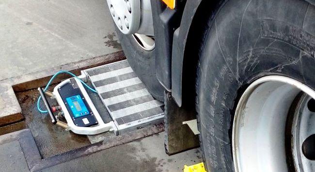 Франция тества нова система за измерване на камиони