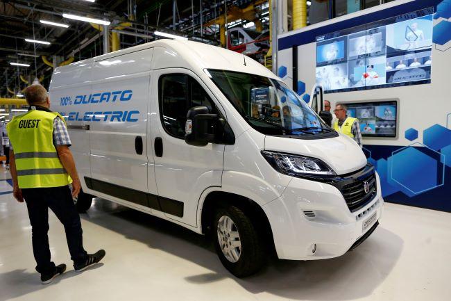 Ducato Electric вдъхновява Sevel