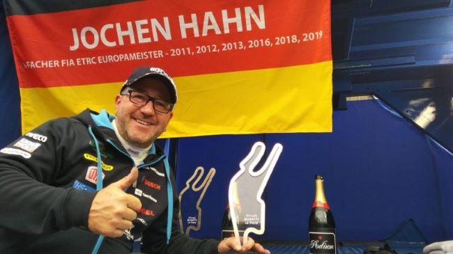 Йохен Хан е шампион на ETRC 2019 (видео)