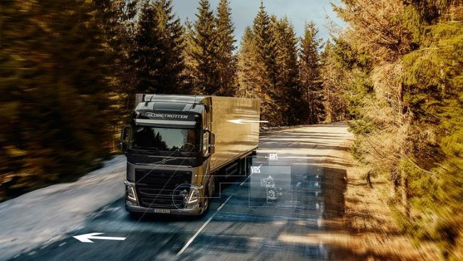 Volvo Group с милион свързани клиентски решения
