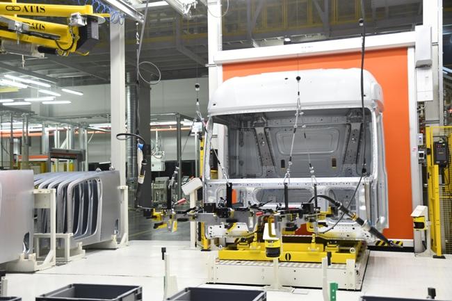 Стратегиите на Daimler Kamaz Rus