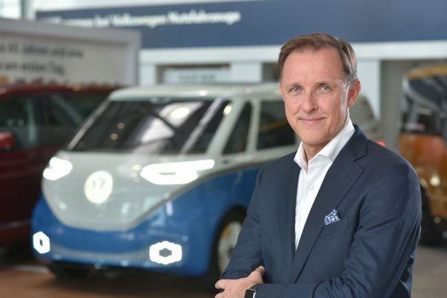 Томас Седран оглави отдела за лекотоварни автомобили в ACEA