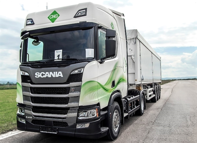 Scania Road Show 2019 – Take CO2NTROL