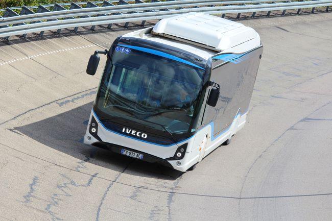 IVECO BUS E-WAY с рекорд от 527 км с едно зареждане