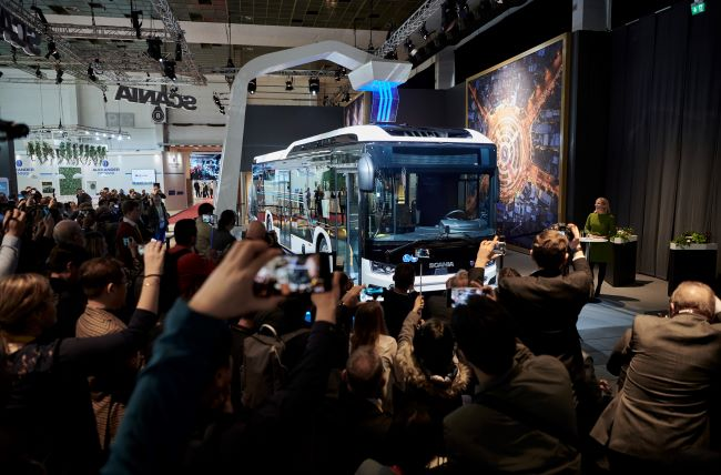 Scania с продажби за 10,64 млрд. евро
