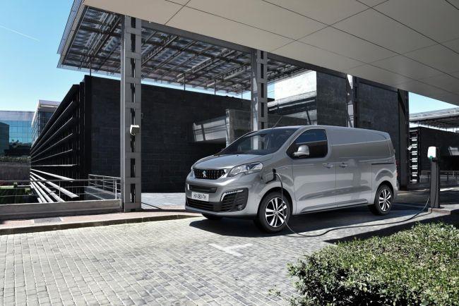 Новият Peugeot e-Expert - електрическият експерт