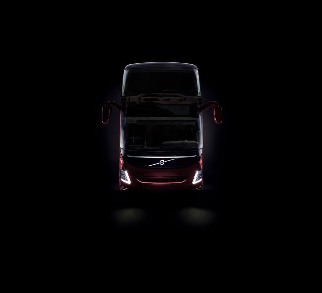 Volvo пуска нов двуетажен автобус през 2020 г.
