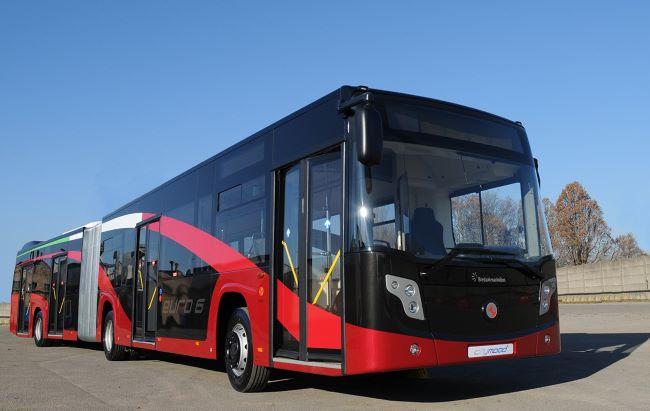 Karsan достави 227 Menarinibus Citymood на Рим