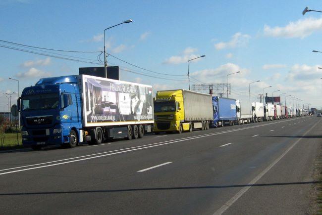 Румънски превозвачи ще блокират унгарската граница?