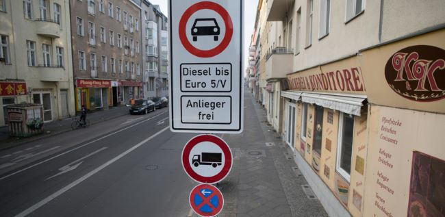 Берлин забрани дизелите под Евро 6