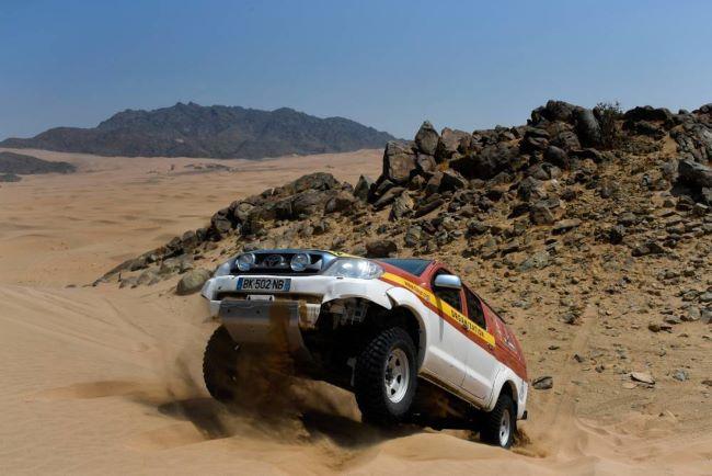 DAKAR 2020 – за първи път в Саудитска Арабия