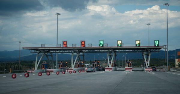 Нови тол такси между Солун и Серес