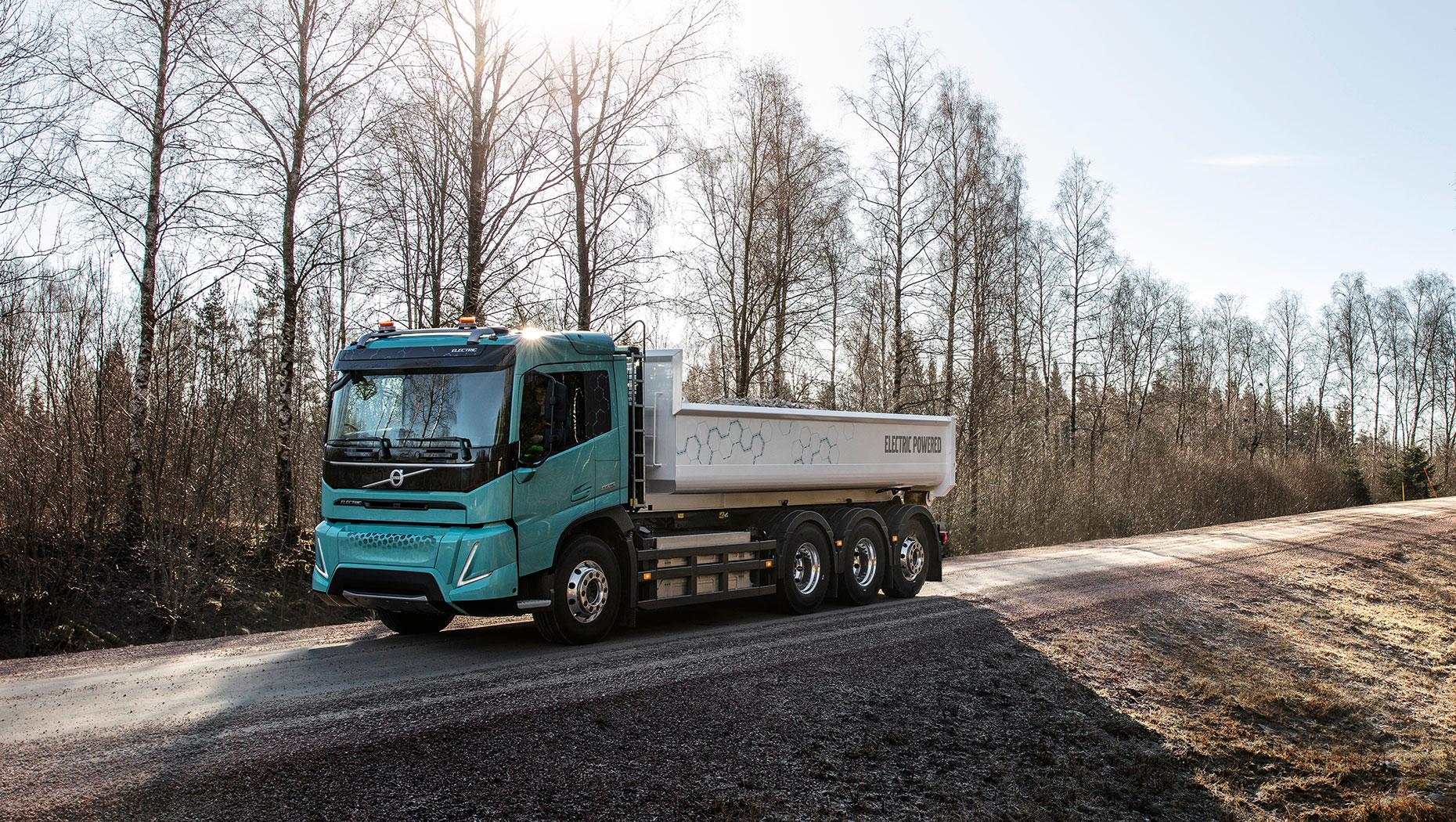 Volvo Group с продажби от 40 млрд. евро за 2019-а