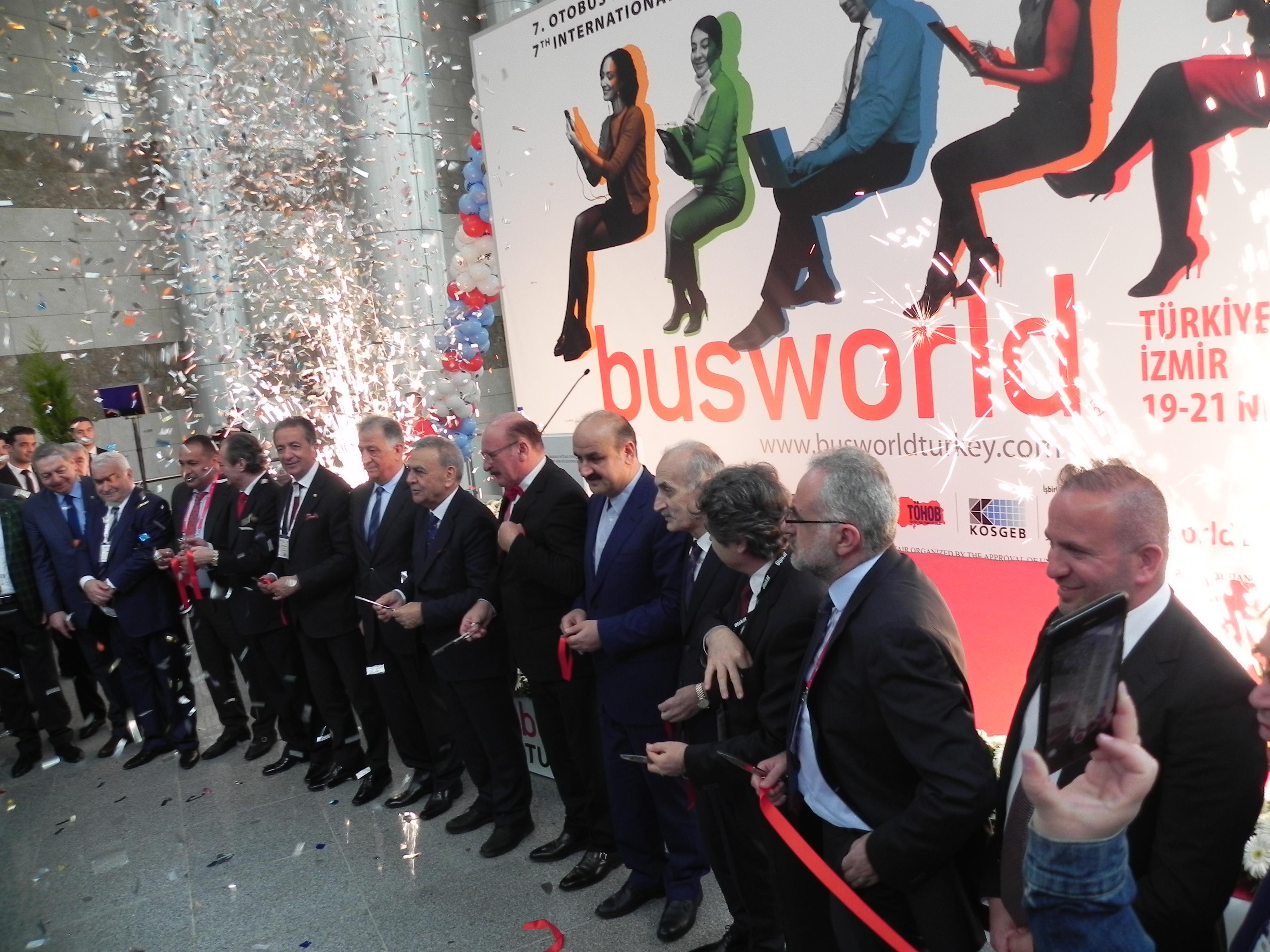 Busworld Turkey се връща към корените си в Истанбул
