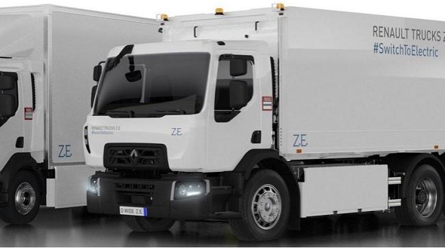 Renault Trucks ще достави 20 електрически камиона на Carlsberg