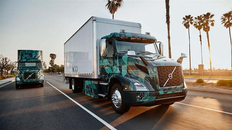 Volvo с нови електрически камиони за Северна Америка