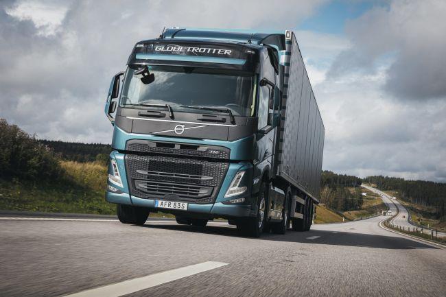 Новият Volvo FM – модерен офис на колела