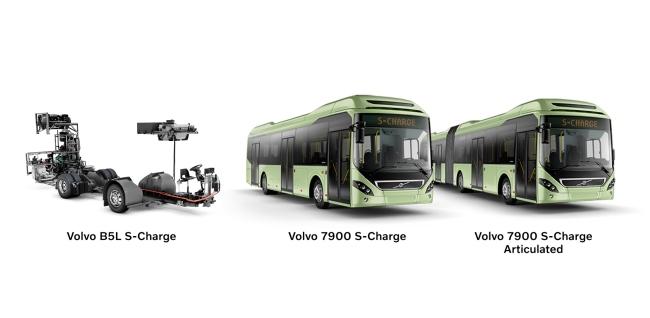 Хибридът Volvo S-Charge вече е с удължен пробег на ток