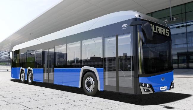 Идва нов електрически Solaris Urbino 15 LE