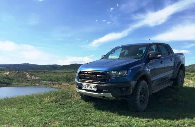 Тест: През гори и реки с Ford Ranger Raptor
