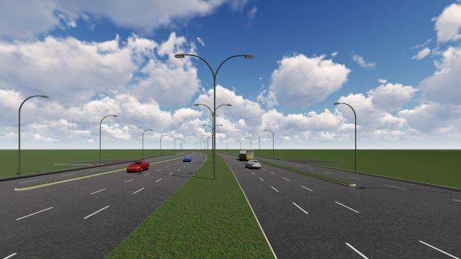 Околовръстното между Цариградско шосе и Младост ще бъде с шест ленти