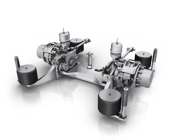 Електрическото задвижване CeTrax влиза в серийно производство