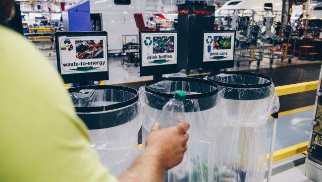 Volvo Group получи награда за екология