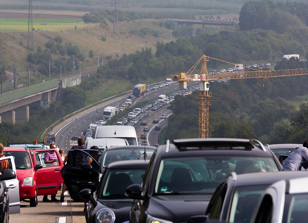 Германия иска обща европейска тол система