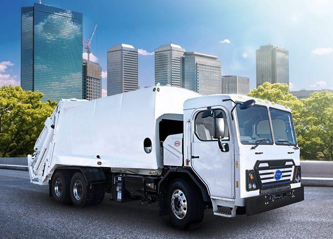 Пет електрически камиона BYD тръгват в Ню Джърси
