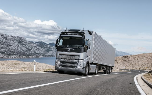 Видео - Новият Volvo FH с I Save с отличен разход на гориво