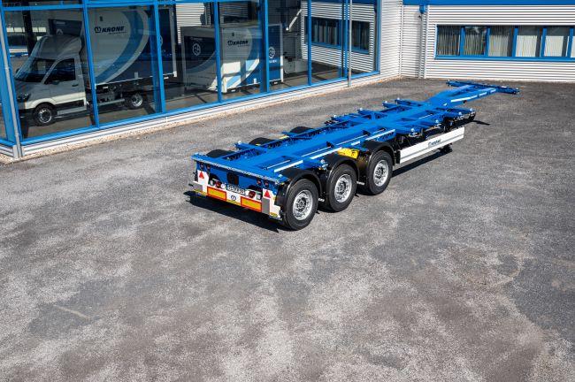 Krone представя новите Box Liner eLTU 50 и eLTU 70 Traction