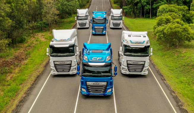 DAF XF и CF наградени с Good Design Award