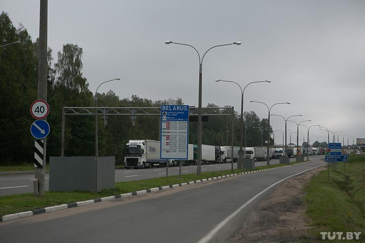 Беларус затегна границата си с ЕС