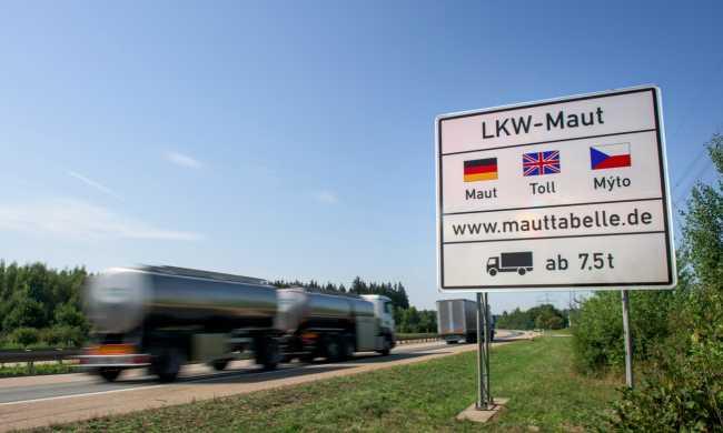 По 2000 евро на камион годишно за въглеродни емисии в Германия