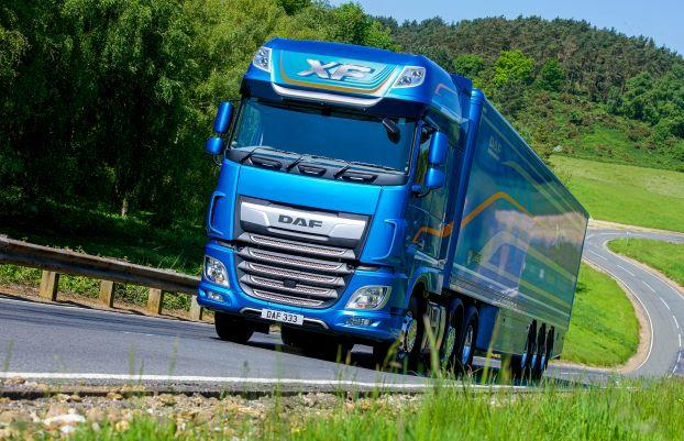 DAF XF избран за Fleet Truck of the Year 2020